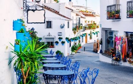 Andalousie : vente flash, autotour 4*, 6j/5n en hôtels avec petits-déjeuners + voiture & vols