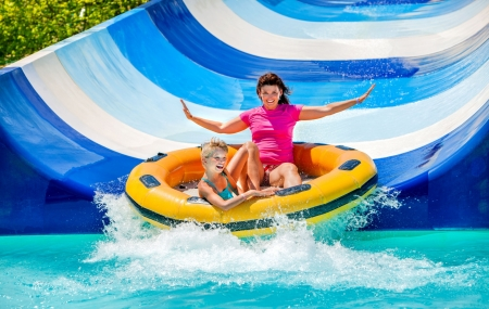 Campings avec Parc Aquatique : vente flash, 8j/7n en mobilhome en France