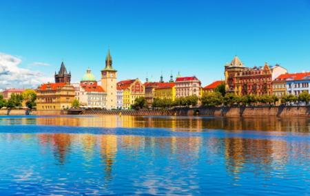 Prague : 2j/1n en hôtel 5*, petit-déjeuner + croisière découverte, vols en option