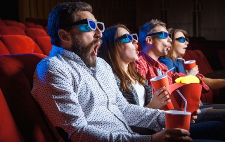 Cinéma : promo ticket à 5.80 euros tarif unique, valable jusqu'au 30 novembre