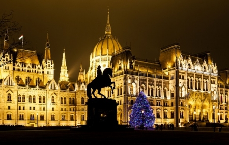 Budapest : 3j/2n en hôtel 4* avec petits-déjeuners + vols, dispos Marché de Noël