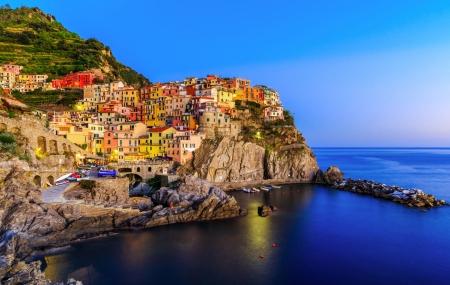 Italie, Cinque Terre : week-end 2j/1n en hôtel 3* + petit-déjeuner, - 51%