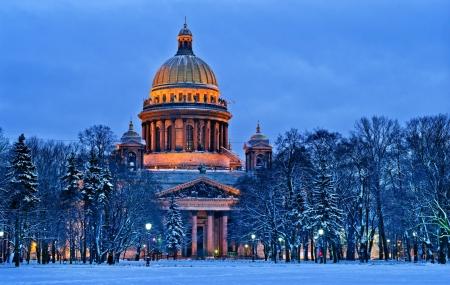 Saint-Pétersbourg : vente flash, 4j/3n en hôtel 5* datant du 19ème + petits-déjeuners