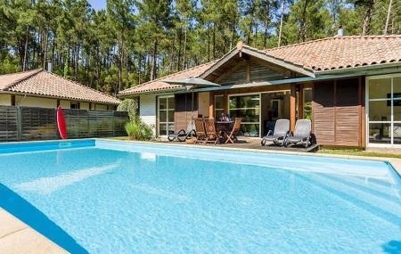 Moliets, Côte Aquitaine : vente flash, 8j/7n en villa prestige avec piscine privée