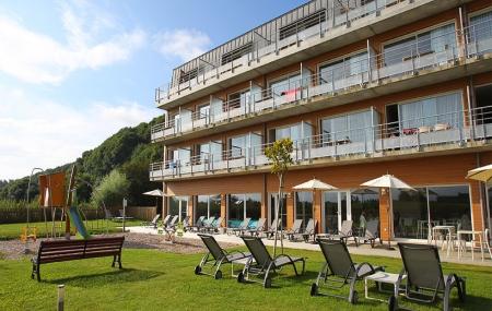 Baie du Mont St Michel : vente flash, 8j/7n en résidence 3* avec piscine intérieure