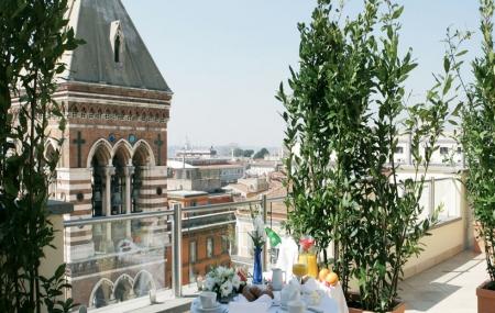Rome : vente flash week-end 3j/2n en hôtel 5* + petit-déjeuners, vols inclus