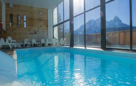 Pra-Loup : vente flash, 3j/2n en appart'hôtel 3* en tout inclus + espace bien-être