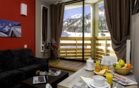 Isola 2000 : vente flash, 2j/1n en résidence 4* + petit-déjeuner + espace bien être