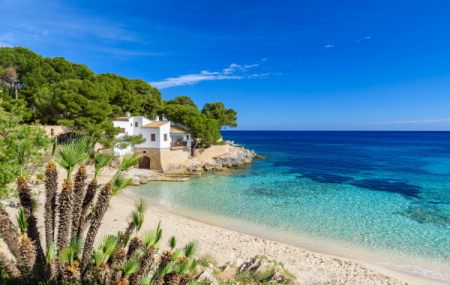 Baléares : vente flash, séjour 6j/5n en hôtel bord de mer + petits-déjeuners + vols