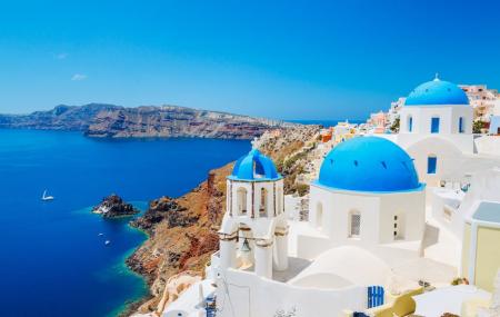Santorin : vente flash, séjour 8j/7n en hôtel 4* + petits-déjeuners, vols en option