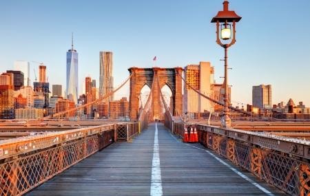 ♫ New York : vente flash, 4j/3n en hôtel 4* avec vols A/R de Paris, jusqu'à - 80%