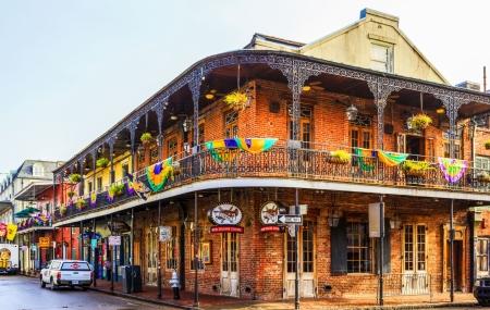Etats-Unis, Louisiane : circuit 8j/7n en hôtels 3* + petits-déjeuners + loc. de voiture