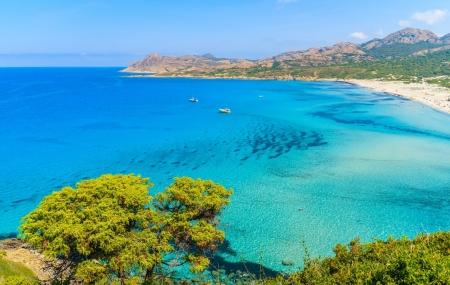 Corse : enchère, locations 8j/7n en résidences 3 & 4*, en bord de mer