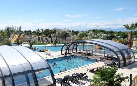 Languedoc : location 8j/7n en camping 4* avec espace aquatique de 2300 m²