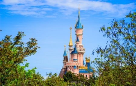 Disneyland® Paris : jusqu'à - 30% sur votre séjour + séjour offert pour les - de 12 ans