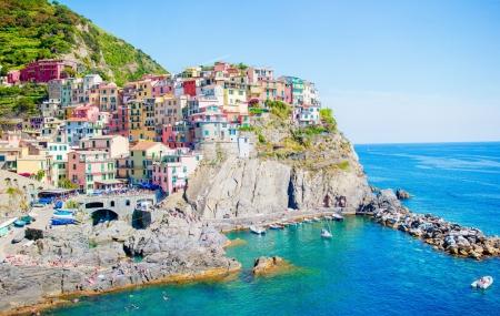 Cinque Terre, Italie : circuit 7j/6n en hôtels + entrées des sentiers + transferts en trains