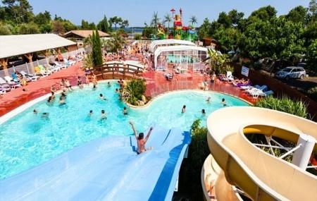 Landes : vente flash, 8j/7n en camping 4* avec espace aquatique + clubs enfants