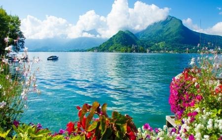 Lac d'Annecy : week-end 4j/3n en Village Vacances 3* + pension complète