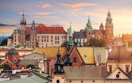 Pologne, de Cracovie à Varsovie : vente flash, circuit 5j/4n en 4* + petits-déjeuners + vols