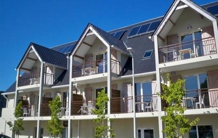 Normandie : vente flash, 8j/7n en résidence 3* avec piscine et espace détente