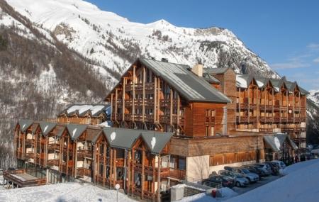Alpes du Nord : vente flash, 8j/7n en résidence 3* avec piscine intérieure chauffée