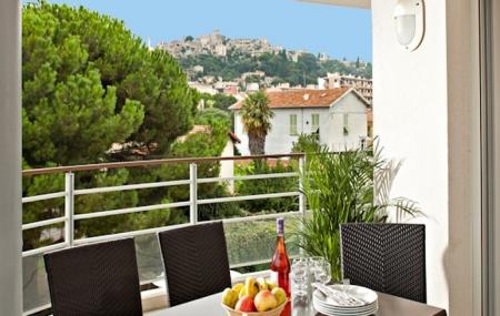 Côte d'Azur, Cagnes-sur-Mer : vente flash, 5j/4n en résidence 3* proche plage