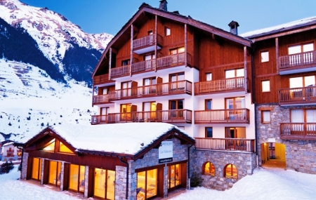Val Cenis : vente flash, 8j/7n résidence 3* avec piscine & assurance manque de neige
