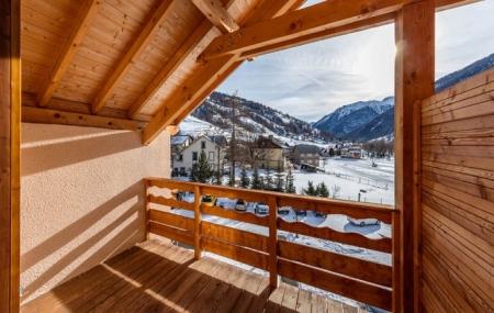 Alpes du Sud, Abriès : vente flash, 8j/7n en résidence 3* avec espace bien-être