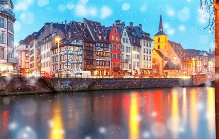 Strasbourg : 4j/3n en bateau-hôtel à quai pendant les marchés de Noël + activités