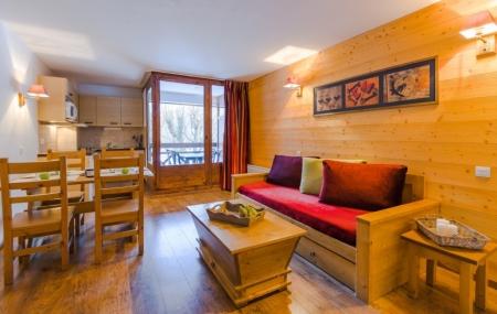 Proche Méribel :  vente flash, 8j/7n en résidence 3* avec espace bien-être + dispos février