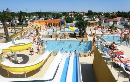 Languedoc : vente flash, 8j/7n en camping 4* à 800 m plage + parc aquatique