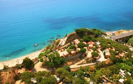 Calella, Costa Brava : vente flash, 8j/7n en camping 3* avec piscine et proche plages