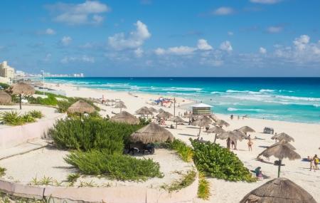 Mexique : séjour 9j/7n en hôtel 5* tout compris + vols