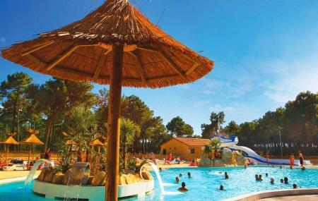 Gironde : vente flash, 8j/7n en camping 5* avec espace aquatique & dispos été