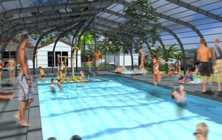 St Gilles Croix de Vie [Vendée] : vente flash, 8j/7n en camping 3* avec piscine chauffée