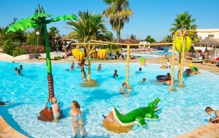 Camping luxe Languedoc : vente flash, 8j/7n en mobilhome 5* + parc aquatique de 10 000 m²