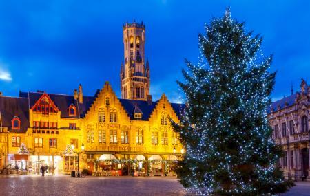 Bruges : week-end 2j/1n ou plus en hôtel 4* + petit-déjeuner, dispos marché de Noël