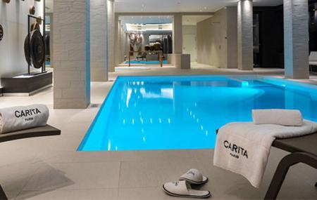 Week-ends spa : 2j/1n ou plus en hôtel 4 & 5* + petit-déjeuner + piscine intérieure, - 44%