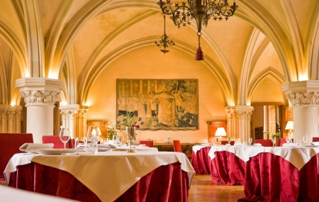 Proche Paris : 2j/1n en hôtel particulier + petit-déjeuner et dîner gastronomique, - 40%