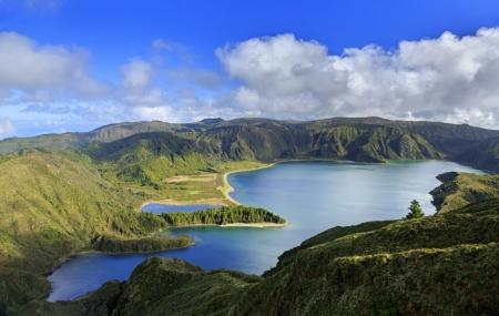 Îles des Açores, Portugal : combiné 8j/7n en hôtels + petits-déjeuners + voiture & vols