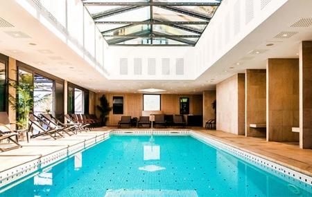 Week-ends prestige : 2j/1n en hôtels 5* + petit-déjeuner & accès spa, - 52%