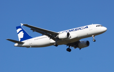 Air Corsica : vente flash, Ajaccio-Marseille à partir de 39 € A/S