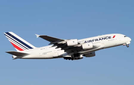 Air France : 21 destinations en Europe à 45 €