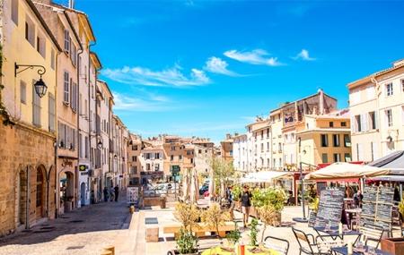 Aix en provence vente flash week end 2j 1n en appart for Appart hotel week end