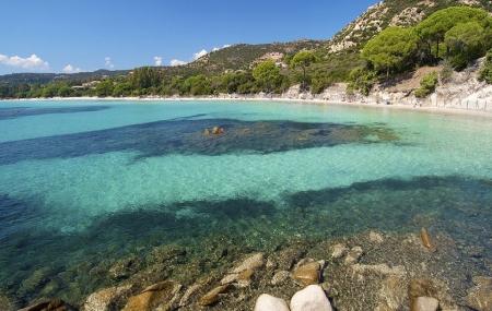 Corse : vente flash, location 8j/7n en résidence avec piscine, - 76%