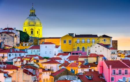 Lisbonne, Nouvel An : week-end 3j/2n en hôtel 3* + petits-déjeuners + vols
