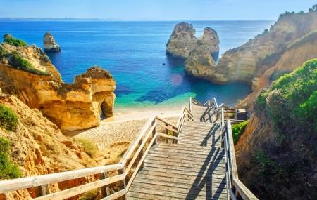 Algarve : vente flash, sejour 4j/3n en hotel 5* + petits-déjeuners + accès spa + vols, - 79%