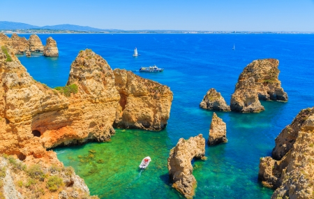 Algarve : séjours 8j/7n vols inclus pour les vacances de la Toussaint