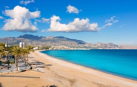 Espagne, Costa Blanca : vente flash, week-en 4j/3n en hôtel 4* + petits-déjeuners