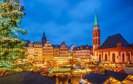 Francfort : vente flash 3j/2n en hôtel 4* + petits-déjeuners & vols, dispos marché de Noël, - 42%